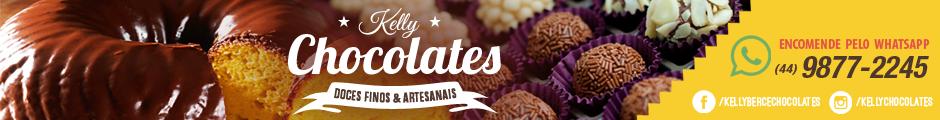 PopUp Bolos - Kelly Chocolates